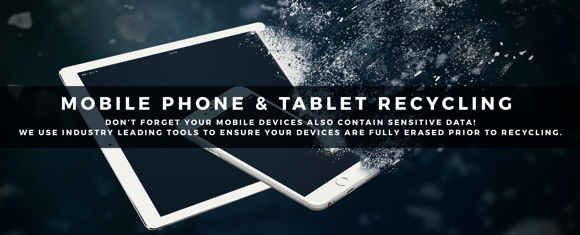 Mobile Phone & Tablet Recycling