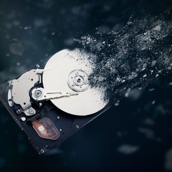 Data Destruction & IT Recycling